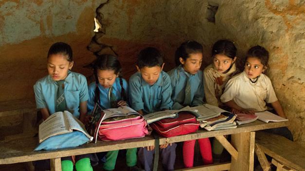nepal_leerlingen