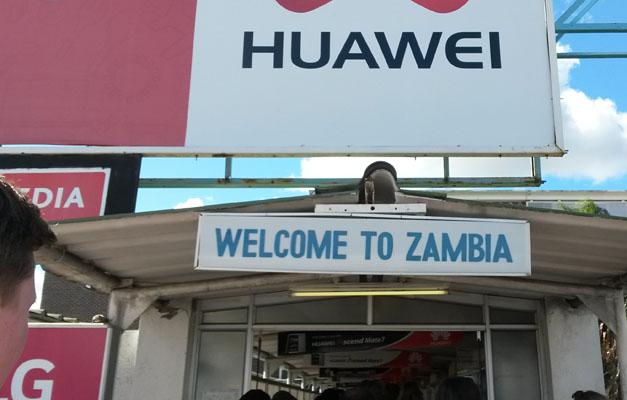 welkominzambia site